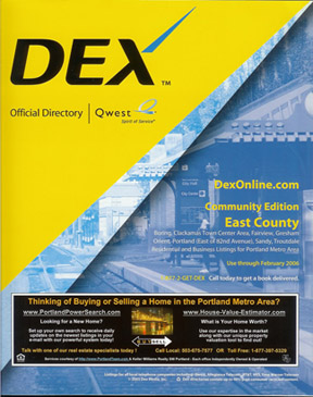 Reverse directory dex