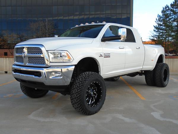 2015 Dodge Ram 3500 Laramie Edition Cummins Diesel 6 7